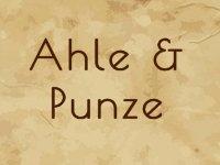 Ahle & Punze - Lederscheiden